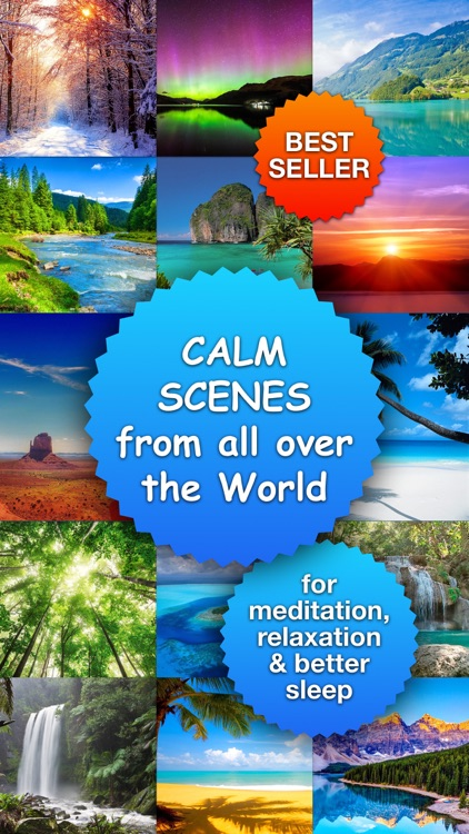 Guided Meditation, Sleep and Relaxation: Calm Mind