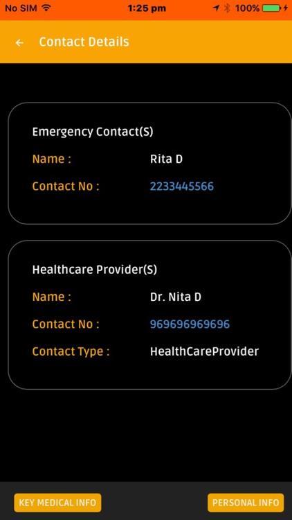 MedDocket ICE screenshot-3