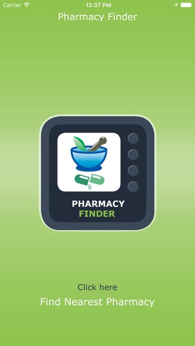 Pharmacy Finder :Nearest Pharmacy