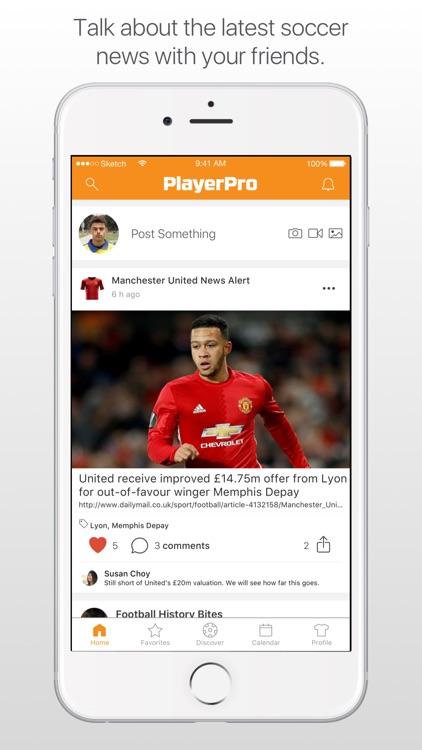 PlayerPro Soccer