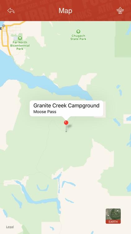 Alaska State Parks, Trails & Campgrounds screenshot-4