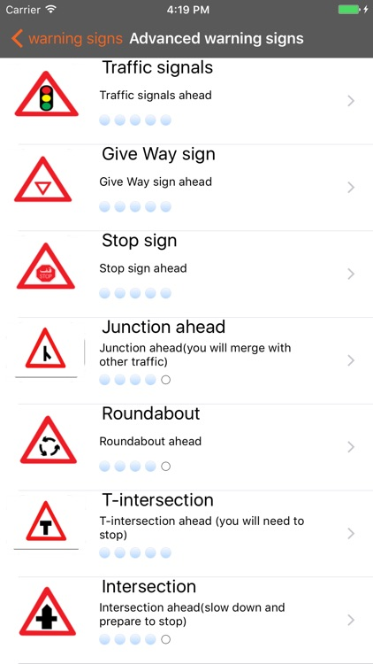 Confidence - Dubai RTA driving test essential app
