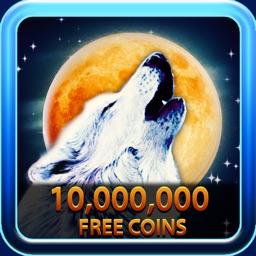 Wild Wolf Slots : Free Vegas Casino Slots