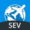 塞维利亚旅游指南与离线地图