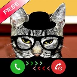 Kitty Cat Fake Phone Call - Birthday Surprise