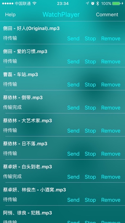 MMPlayer for watch pro