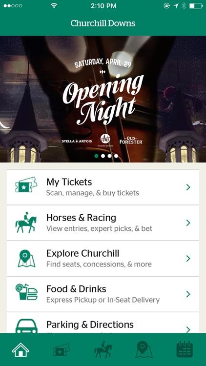 Churchill Downs Racetrack