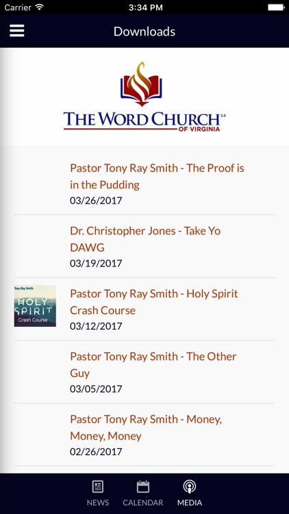 The Word Church 2.0 - Ashburn, VA screenshot-4