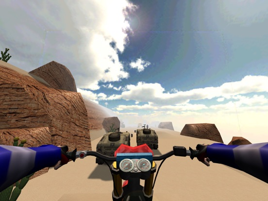 FPV Motocross Racing VR Simulator screenshot 6