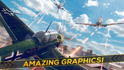 Air Plane Attack By Free Wild Simulator Games Screenshot on iOS
