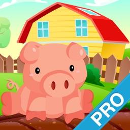 Pro My Happy Wheel Farm Phonics Animals & Puppies