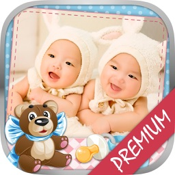Photo frames for babies – Pro