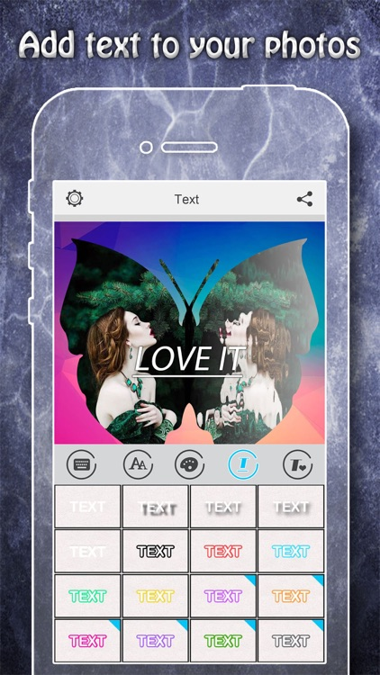 Photo Mirror Effects - Reflection Editor screenshot-4