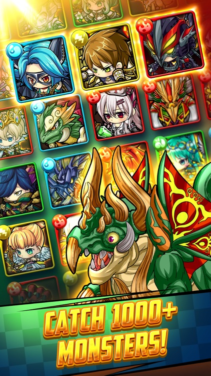Puzzle Monster Quest - New MultiPlayer screenshot-3