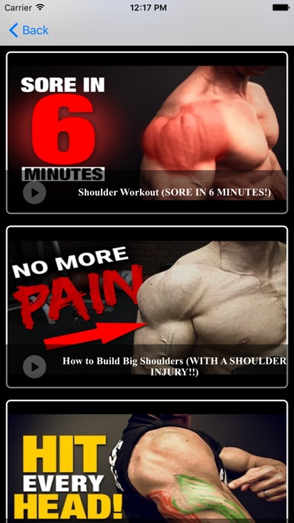 Sports Fitness Trainer - Exercises for the body