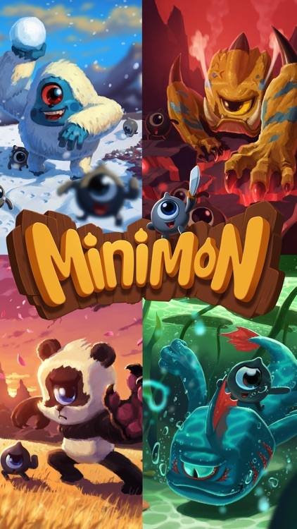 Minimon: Adventure of Minions screenshot-0