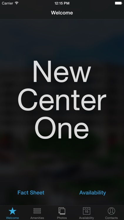 New Center One