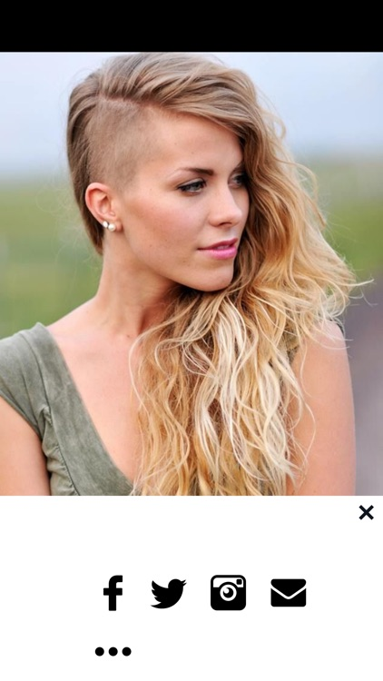 Hairstyle Try- Woman Hair Styles and Haircuts Idea screenshot-3