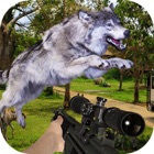 Wildlife Sniper Shooter Real Hunting Mission icon