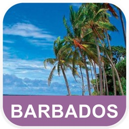 Barbados Offline Map - PLACE STARS