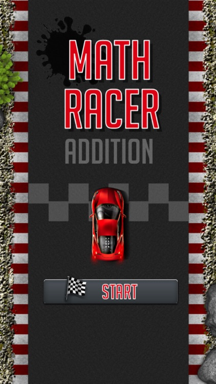 Math Racer - Addition screenshot-0