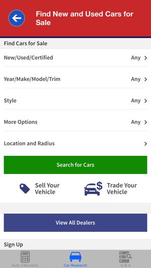Car Loan Calculator App >> Auto Loan Payment Calculator