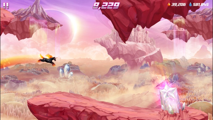 Robot Unicorn Attack 2 screenshot-3
