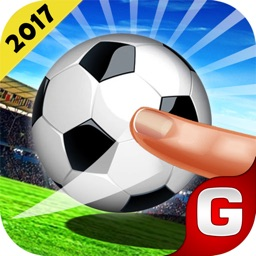 Flick Football – Kicks Soccer Goal Shootouts Game