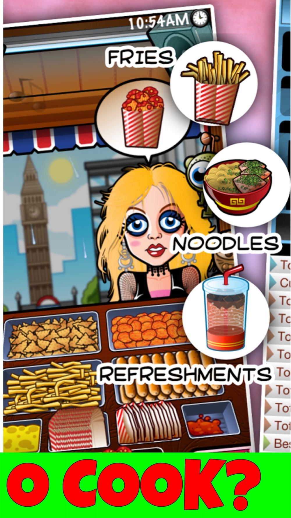 Street-food Tycoon Chef Fever: Cooking World Sim 2 hack tool
