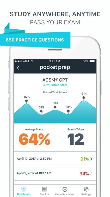 ACSM CPT Pocket Prep screenshot-0