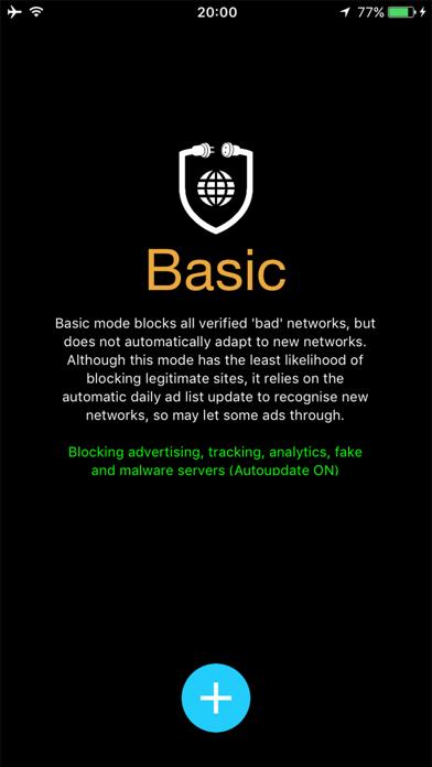 Plug Adblocker screenshot 1