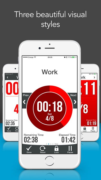 Workout Interval Timer Pro - Free