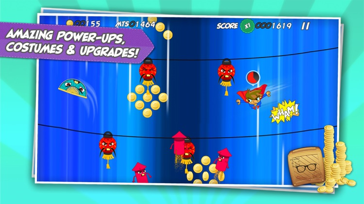 Sky Hero ® screenshot-4