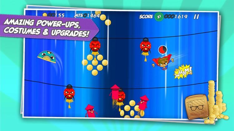 Sky Hero ® screenshot-4