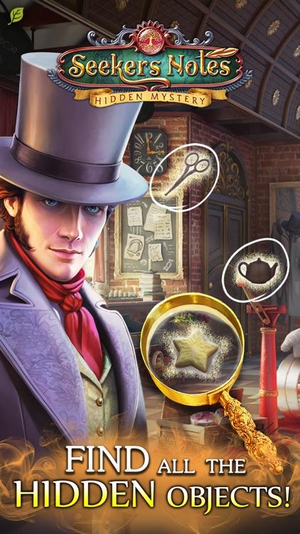 Seekers Notes: Hidden Mystery screenshot-0