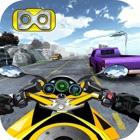 VR Дрейф мотогонщиков: Экстремальные Stunt Rider 3 icon