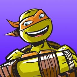 Emoticonos de las Tortugas Ninja
