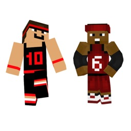 Basketball Skins For Minecraft Edition