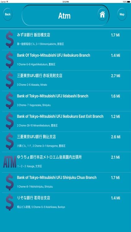 Tokyo Japan Offline City Maps Navigation screenshot-3