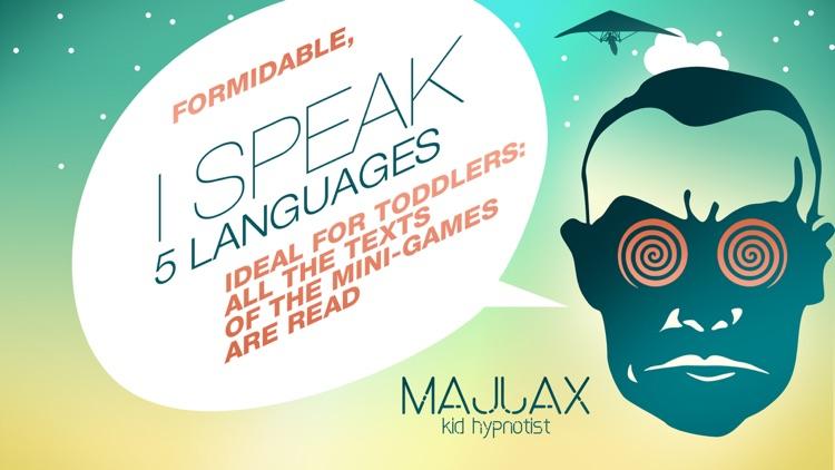 Majjax, Kid Hypnotist - Logical exercises for Kids screenshot-3