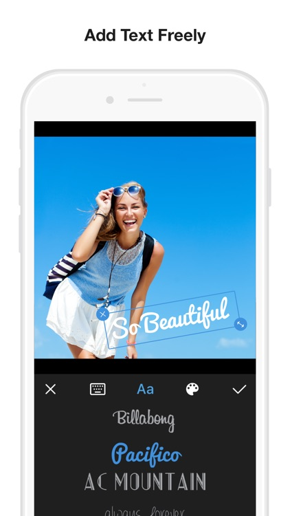 Pic Toast - Photo Editor & Frame for Instagram screenshot-4