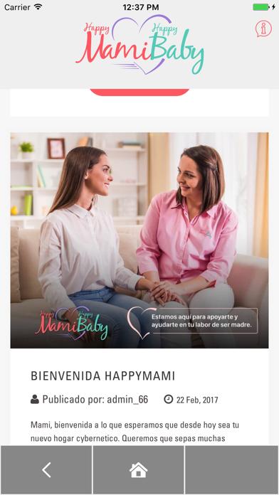 Image of Happy Mami Happy Baby