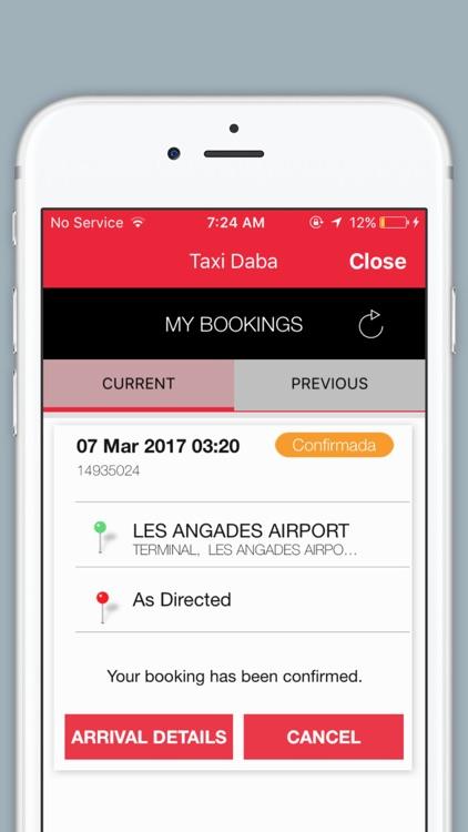 Taxi Daba screenshot-4