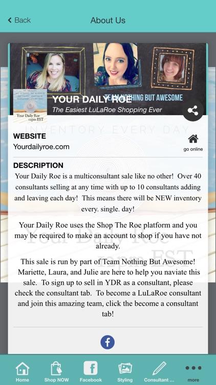 Your Daily Roe screenshot-4