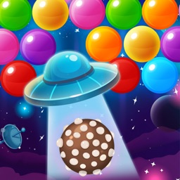 Bubble Galaxy Quest - Spinning Shooter Game
