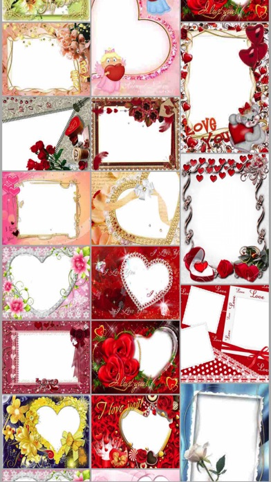 Valentines Day Photo Frames Lovers Couple Family App Price Drops