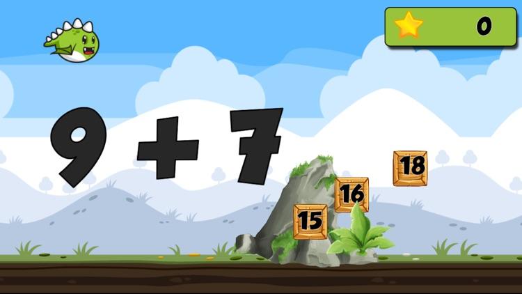 Math Manimals - Train math the fun way screenshot-4