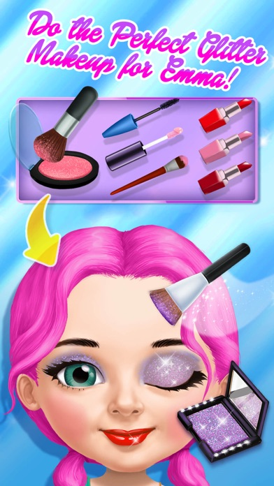 Sweet Baby Girl Pop Stars - No Ads screenshot 2