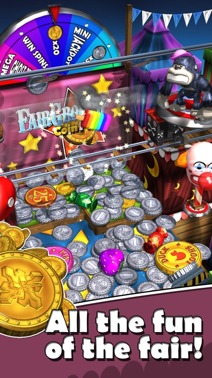 FairGround Coin Falls screenshot-0