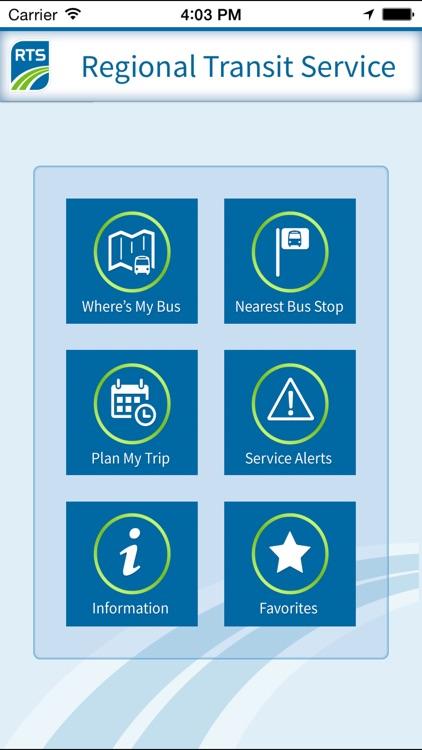 RTS Bus App screenshot-4